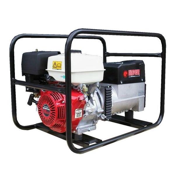 Генератор бензиновый Europower EP 200 X 3X230V для ж/д в Астрахани