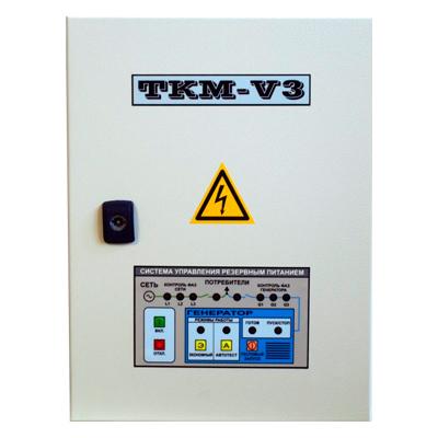 Автоматика ТКМ-V3 с ИУ3с + ПБ3-10 (EG5500) в Астрахани