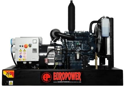 Генератор дизельный Europower EP 163 DE в Астрахани